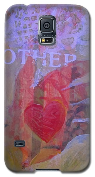 Mother's Heart Galaxy S5 Case