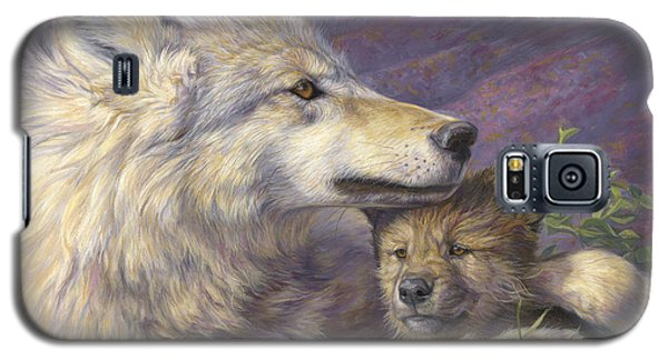 Wildlife Galaxy S5 Case - Mother's Love by Lucie Bilodeau