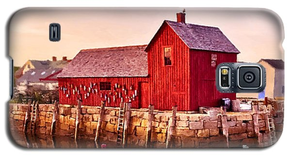 Motif Number One Rockport Massachusetts  Galaxy S5 Case