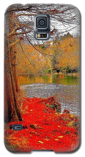 Moulin De Chasseigne Galaxy S5 Case