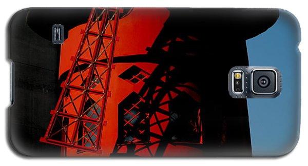 Galaxy S5 Case featuring the photograph Moulin Rouge Paris by Jacqueline M Lewis