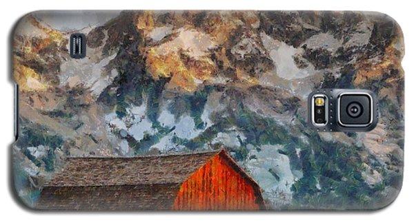 Moulton Barn Galaxy S5 Case by Kai Saarto
