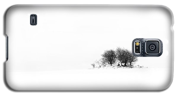 Galaxy S5 Case featuring the photograph Mound by Gert Lavsen