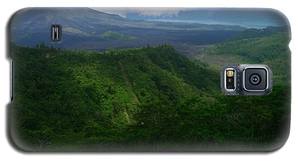 Mount Batur Bali Galaxy S5 Case