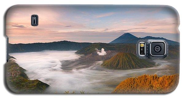 Mount Bromo Sunrise Galaxy S5 Case