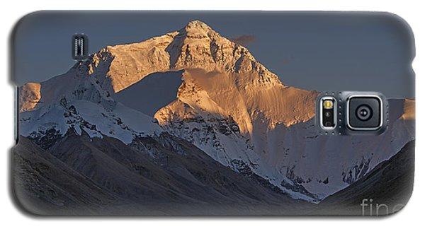 Mount Everest At Dusk Galaxy S5 Case