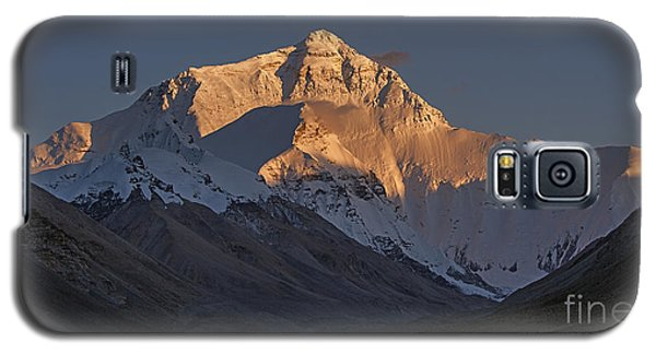 Mount Everest At Dusk Galaxy S5 Case