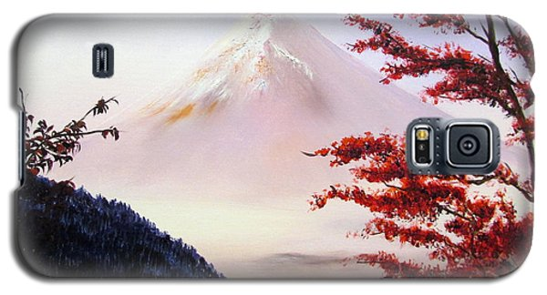 Mount Fuji Galaxy S5 Case