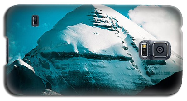 Mount Kailash Home Of The Lord Shiva Galaxy S5 Case