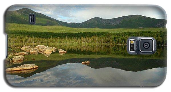 Mount Katahdin Galaxy S5 Case by Jeannette Hunt