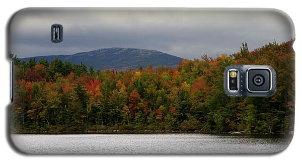 Galaxy S5 Case featuring the photograph Mount Monadnock Fall 2013 View 1 by Lois Lepisto