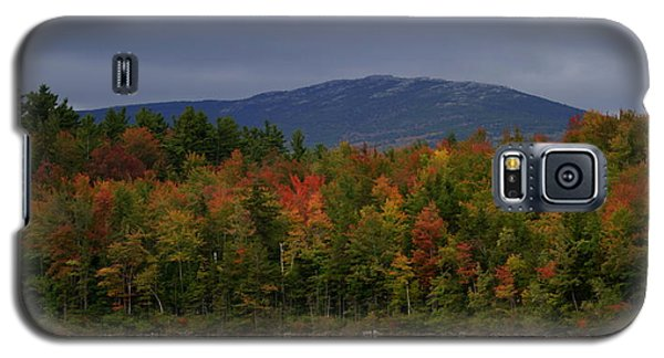 Galaxy S5 Case featuring the photograph Mount Monadnock Fall 2013 View 2 by Lois Lepisto