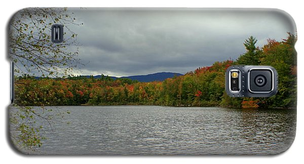 Galaxy S5 Case featuring the photograph Mount Monadnock In Fall View 3 by Lois Lepisto