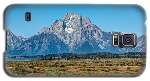 Mount Moran Galaxy S5 Case by John M Bailey