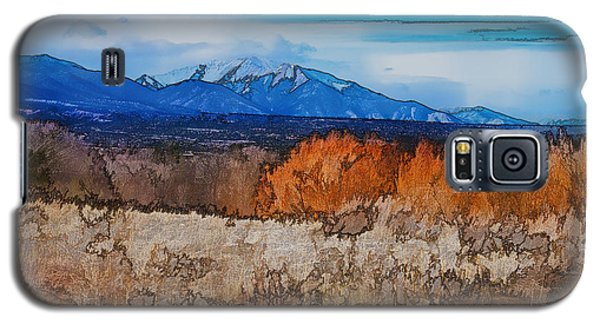 Mount Princeton Galaxy S5 Case