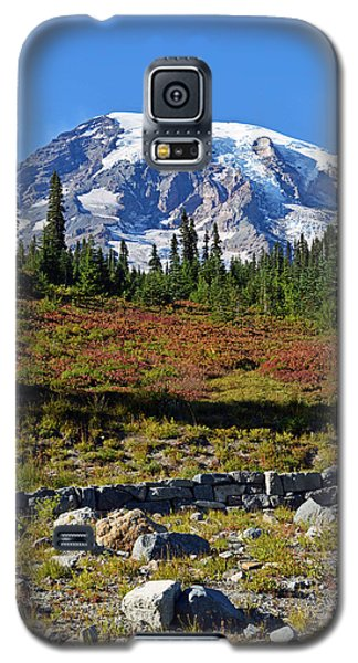Mount Rainier Galaxy S5 Case
