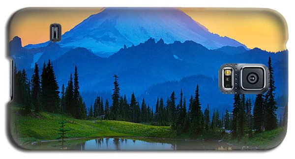 Mount Rainier Goodnight Galaxy S5 Case