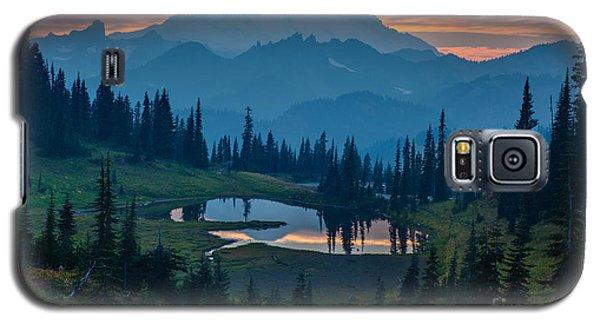 Mount Rainier Layers Galaxy S5 Case