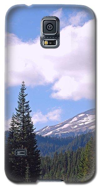 Mount Rainier National Park Galaxy S5 Case