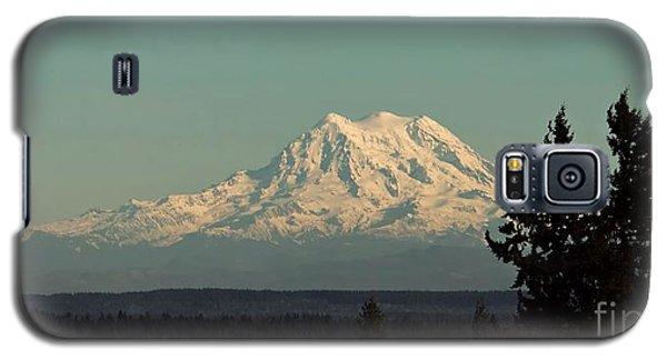 Mount Rainier Galaxy S5 Case