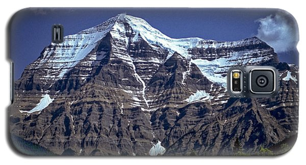 Mount Robson Galaxy S5 Case