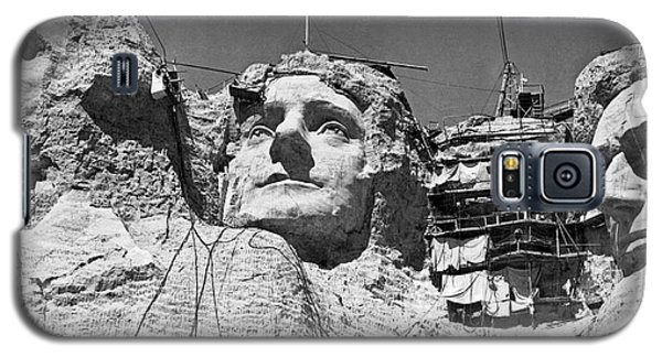 Mount Rushmore In South Dakota Galaxy S5 Case