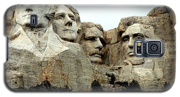 Mount Rushmore Presidents Galaxy S5 Case by Clarice  Lakota