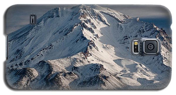 Mount Shasta Close-up Galaxy S5 Case by Greg Nyquist