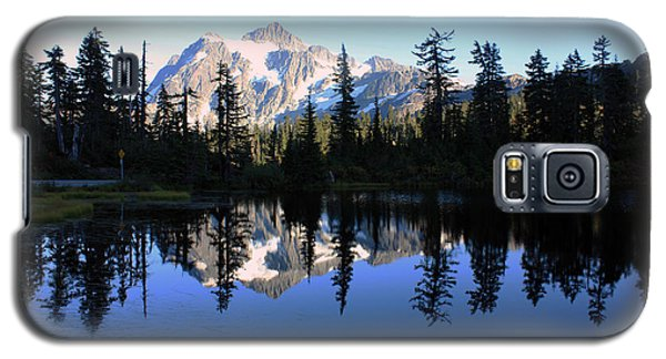 Mount Shuksan Galaxy S5 Case