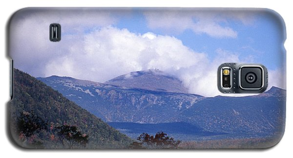 Mount Washington Galaxy S5 Case by Skip Willits