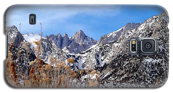 Mount Whitney - California Galaxy S5 Case