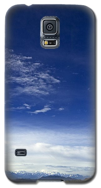 Mountain And Sky Galaxy S5 Case