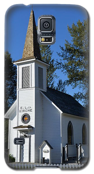 Mountain Chapel Galaxy S5 Case