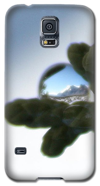 Mountain Dew Drop Galaxy S5 Case
