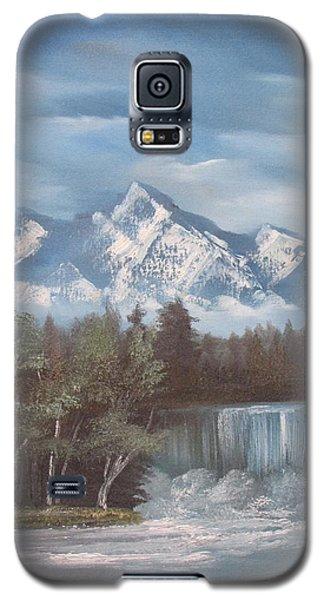 Mountain Dreams Galaxy S5 Case