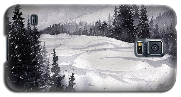 Mountain Drift Galaxy S5 Case by Tim Oliver