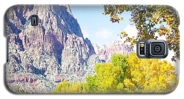 Mountain Fall Delight Galaxy S5 Case