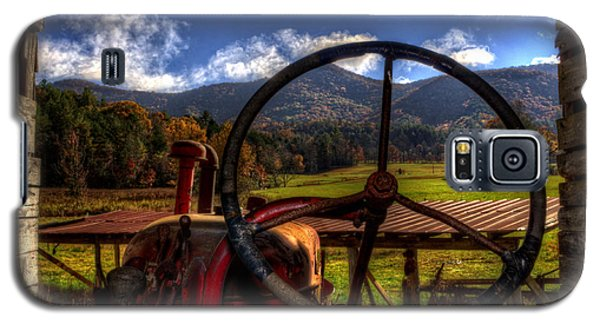 Mountain Farm View Galaxy S5 Case