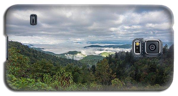 Mountain Fog Galaxy S5 Case