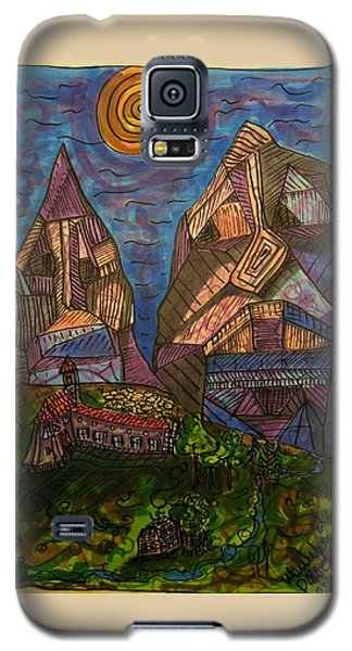 Mountain Folk Galaxy S5 Case