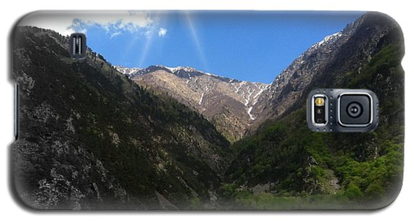 mountain Georgia Galaxy S5 Case by Yury Bashkin