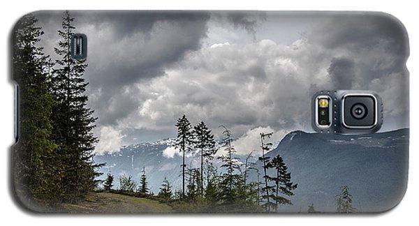 Mountain High Back Roads Galaxy S5 Case