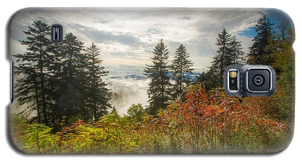 Mountain Light Galaxy S5 Case