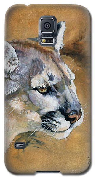 Mountain Lion Galaxy S5 Case