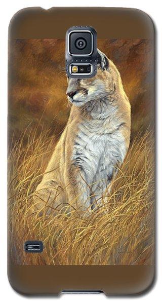 Mountain Lion Galaxy S5 Case