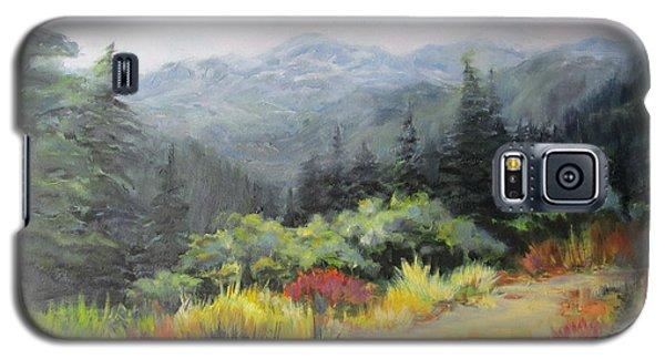 Mountain Meadow Galaxy S5 Case