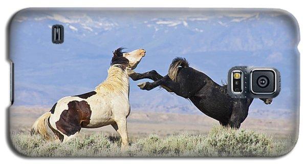 Mountain Mustangs Galaxy S5 Case