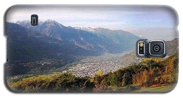 Mountain Panorama Galaxy S5 Case by Giuseppe Epifani