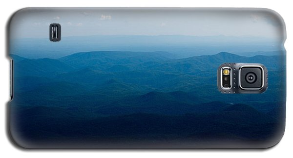 Galaxy S5 Case featuring the photograph Mountain Peak by Kim Fearheiley