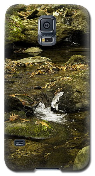Mountain Pools Galaxy S5 Case